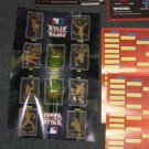 2009 Topps Attax Baseball Promo Kit Posters Ad Sheet & More