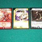 Duel Masters Gigagiele Promo P3 Year One Japanese FOIL