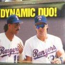 1993 Donruss Spirit of the Game Juan Gonzalez & Jose Canseco