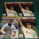Mark McGwire Beckett & More Baseball Magazine Collection Lot of 4