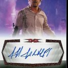 JEFF JARRETT - 2008 Tristar TNA Cross the Line RED AUTOGRAPH #09 of 25 made