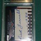 LOU BOUDREAU & RICK FERRELL 2009 Razor Sports Icons Cut Signature Autograph #5/5