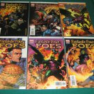 Fantastic Four Foes (2005) #1-6 - Complete Full Run Set - Marvel Comics