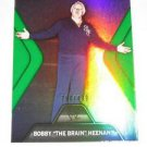 BOBBY HEENAN - 2010 Topps WWE Platinum Performance Green Refractor #200 of 499