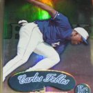 1999 Fleer Mystique Prospects Carlos Febles #1177 of 2999 made