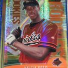 2000 Finest Refractor Keith Reed Rookie Card #0346 of 1000 made