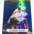 TYSON KIDD - 2010 Topps WWE Platinum Blue Refractor #91 - #030 of 199 made