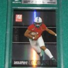 2003 Donruss Elite Larry Johnson Rookie Card - BGS 9 (with 1- 9.5)