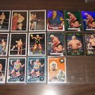 DUSTY RHODES - Lot of 30 Cards 1988 NWA, 2010 WWE Platinum & WWF INSERTS & More