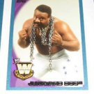JUNKYARD DOG - 2010 Topps WWE Blue #90 - #0343 of 2010 made