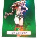 SHEAMUS - 2010 Topps WWE Platinum Green Refractor #100 - #062 of 499 made