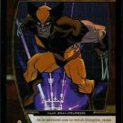 VS Marvel Wolverine FOIL EXTENDED ART Rare Prize Card