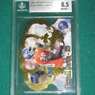 1995 Crown Royale Terrell Davis Rookie Card BGS 8.5 (with 1-10 & 1- 9.5)