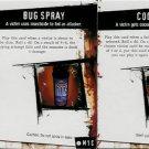 Horrorclix Plot Twist Cards Victim Tokens Set LE Unique #M1A-#M1D