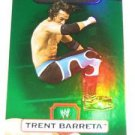 TRENT BARRETA - 2010 Topps WWE Platinum Green Refractor #86 - #273 of 499 made