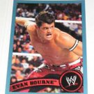 EVAN BOURNE - 2011 Topps WWE Blue #53 - #0611 of 2011 made