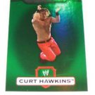 CURT HAWKINS - 2010 Topps WWE Platinum Green Refractor #43 - #469 of 499 made