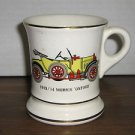 Vintage 1913/14 Morris Oxford Collection Mustache Coffee Mug Cup