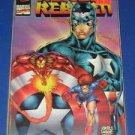 Heroes Reborn The Return #1/2 (1996) #1 - Marvel Comics - Wizard Promo