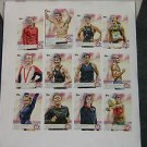 2012 Topps Olympic Hopefuls Complete 1-100 Set Alex Morgan, Phelps, Hope Solo