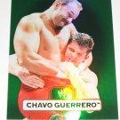 CHAVO GUERRERON - 2010 Topps WWE Platinum Green Refractor #78 - #263 of 499 made