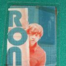 Harry Potter Deathly Hallows Box Topper Ron Weasley - Card #BT4