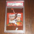 1998-99 Skybox Premium That's Jam Antawn Jamison Rookie Card - PSA 9 -  POP 5