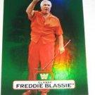 FREDDIE BLASSIE - 2010 Topps WWE Platinum Green Refractor #75 - #394 of 499 made