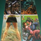 Army of Darkness Shop 'til You Drop Dead (2005) #1-4 - Complete Full Run Set -