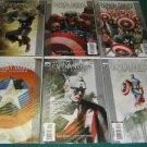Captain America Chosen (2007) #1-6 - Complete Full Run Set - Marvel Comics