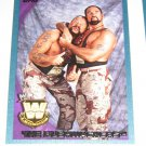 THE BUSHWHACKERS - 2010 Topps WWE Blue #101 - #1727 of 2010 made