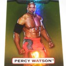 PERCY WATSON - 2010 Topps WWE Platinum GOLD Refractor #41 - #19 of 50 made