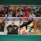 Uncle Sam and the Freedom Fighters (2006) #1-8 - Complete Full Run Set - DC