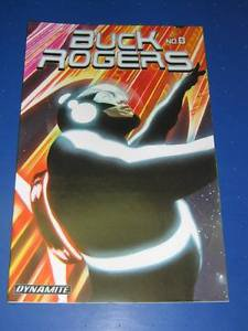 Buck Rogers (2009 Dynamite) #0  Alex Ross Cover -  Dynamite - 1 of 500