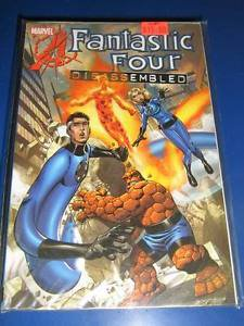 Fantastic Four - Avengers Disassembled TPB (2004) 1st Print - Marvel Comics