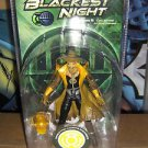 SINESTRO CORPS SCARECROW - DC Direct Blackest Night Series 8 Action Figure *MIP*