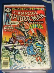 Amazing Spider-Man (1963 - 1st Series) #171 - Marvel Comics - WHITMAN Variant