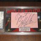 BOBBY VAN - 2015 Historic Autographs Celebrity 3 Cut Signature PSA/DNA