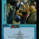 UFS Street Fighter All or Nothing FOIL PROMO UFS3P #3