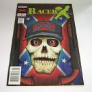 Racer X (1989-90 2nd Series) #1 - Now Comics (Rebel Flag) based on Speed Racer