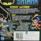 Batman & Robin Wal-Mart Special Edition Action Figure Box Set - 2001 Hasbro MIB
