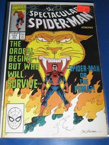 Spectacular Spider-Man (1976 - 1st Series) #171 - Marvel Comics