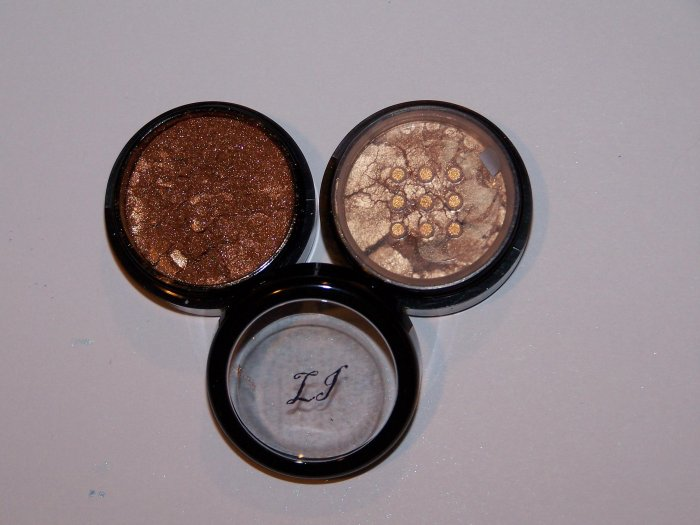 Bronze Gold Eye Lights