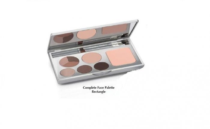 Complete Face Pallet Rectangle
