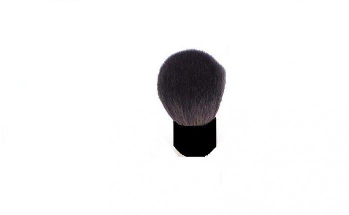 Black Handle Kabuki Brush