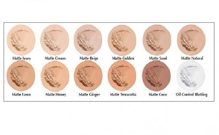 Oil Free Pressed Powder Pan Only
