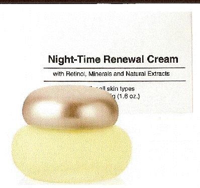 Night - Time Renewal Cream