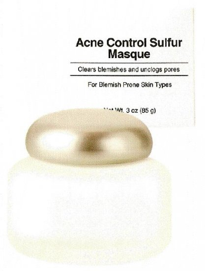 Acne Control Sulfure Masque