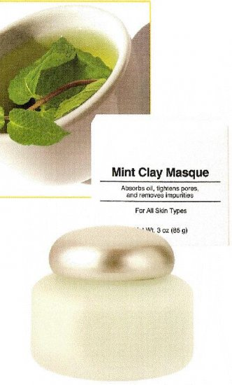 MInt Clay Masque