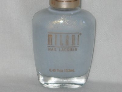 MILANI FRENCH Manicure NAIL Polish #356 CLOUD 9 Iridescent Blue